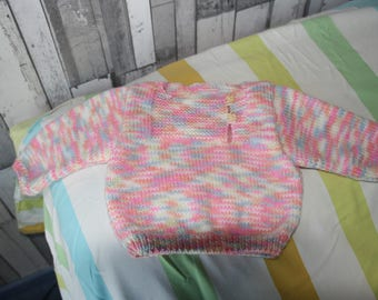 3 months for baby girl sweater