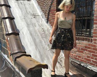 DKNY Silk Shorts