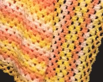Soft Sunshine Baby Blanket