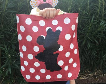 Mouse tote (Ready to Ship)