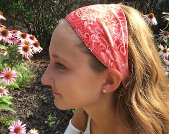 Sunkissed Lace Headband