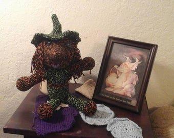 The Stitch Witch Pattern