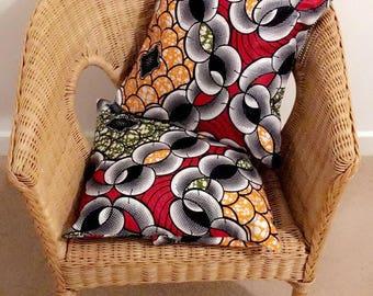 WULA - Wax Cushions Cover (set of 2)