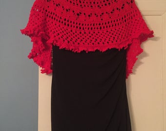 Lace Shawl IN MANY COLORS