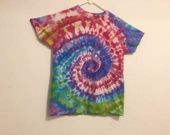 Made to Order Psychedelic Tie-Dye T-Shirts