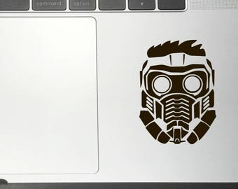 STAR LORD Vinyl Decals/Stickers for Car Macbook iPhone iPad