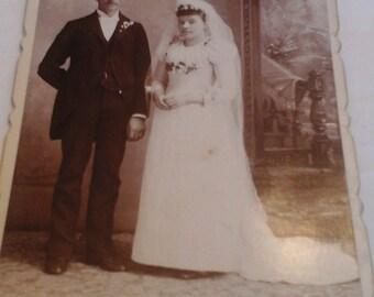 Antique Wedding  photo