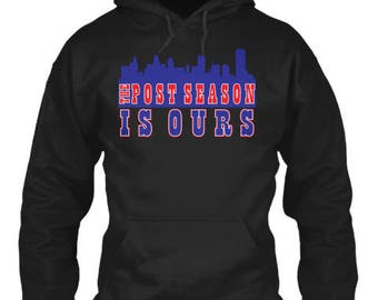 Buffalo Bills Post Season is Ours Playoffs Hoodie