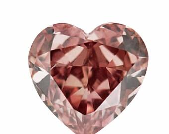 Natural 0.20ct Pink Diamond GIA Certified