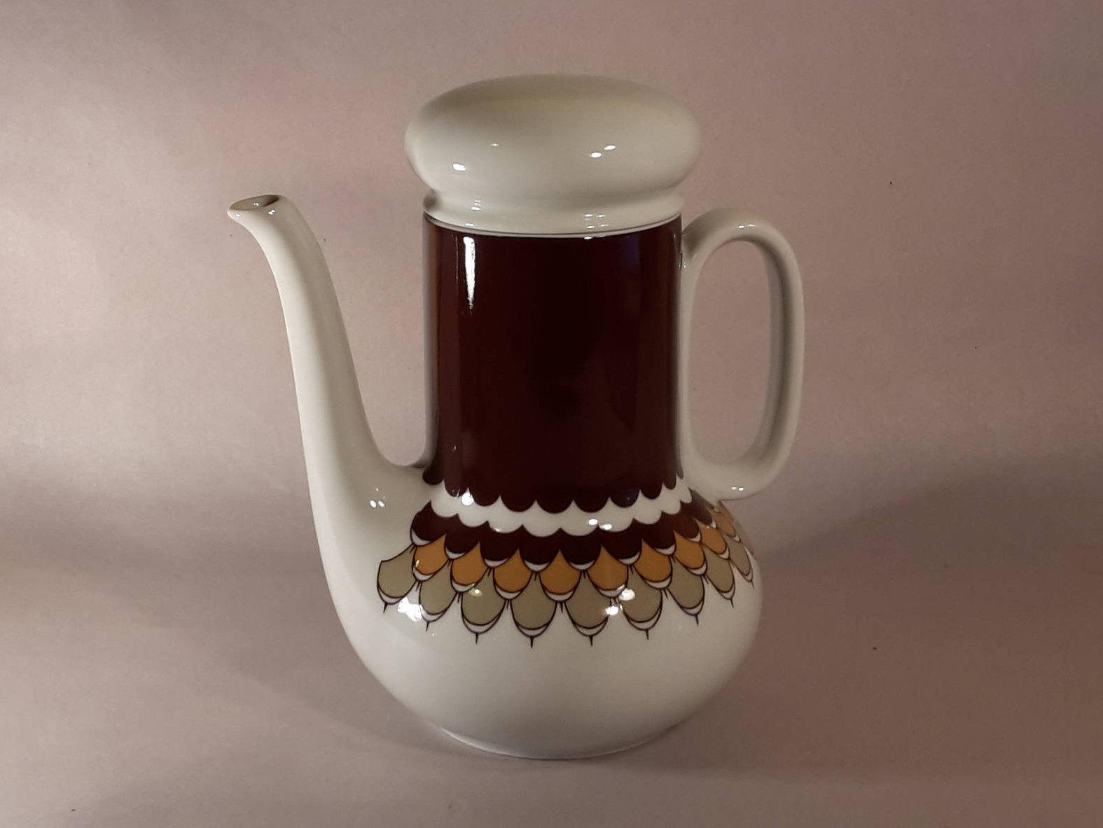 "Coffee can Kiruna ""artichoke"" by Thomas Porcelain"