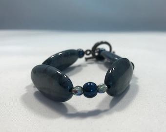 Moody Blue Bracelet