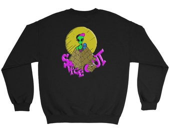 VYBN spaced out sweat shirt