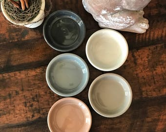 "Saucers for 4"" Ceramic Pots"