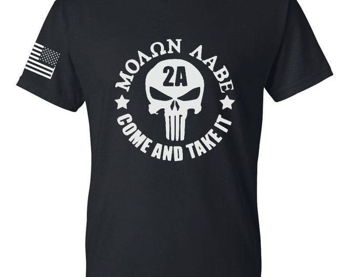 2A - Molon Labe v.02