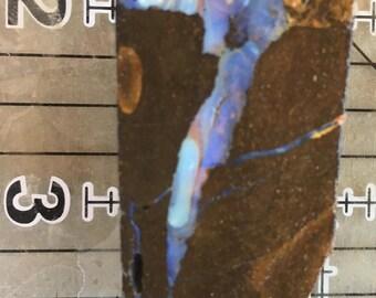 Large Amazing Australian Boulder Opal Rough 155cts