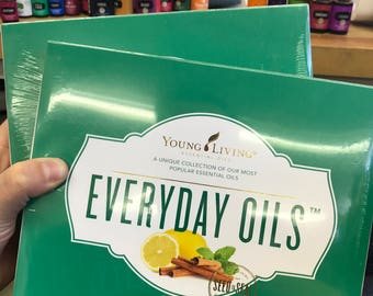Free Shipping !! New Young Living everyday oils kit !!