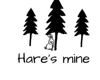 Hare's mine room