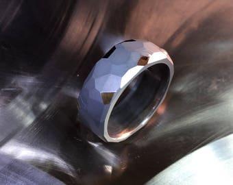 stwrn titanium handmade ring 9 us