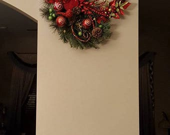 Wreath, door wreath, wall wreath