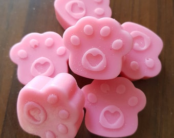 Wax Melts Sweet Candy Floss Hand Poured Quality Soy Wax