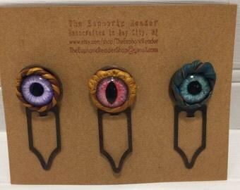 Dragon Eye Book Clips