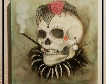 Skull, Day of the Dead