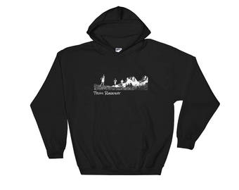 Trail Running Hooded Sweatshirt