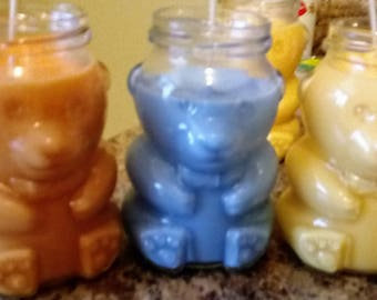 Hand Made Clean Burning Scented Soy Candles