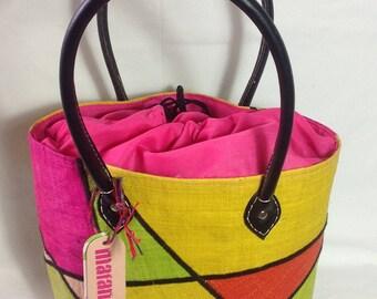 Handmade Raffia Bag. Fairtrade from Madagascar