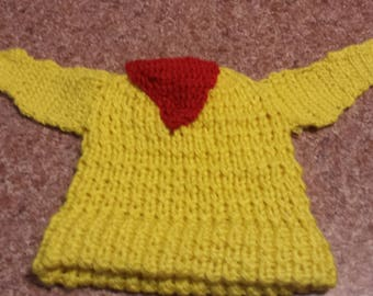 Yellow Creature Hat