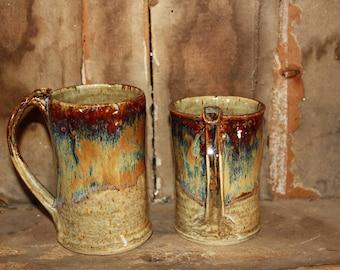 Earth Tone Mugs