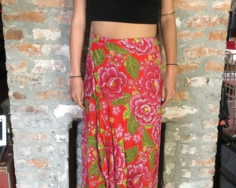 Brazilian Wrap Skirt