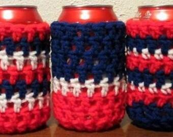 Crochet Can Koozies