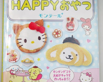Easy making Decoration Sweets of SANRIO character
