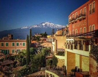 Taormina Original Photograph