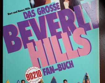 Beverly Hills 90210 Fan book