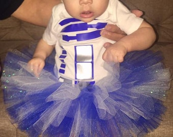 R2D2 Baby Outfit