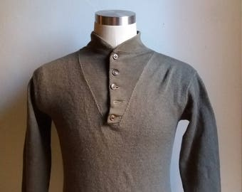 Vintage Military Sweater WWII