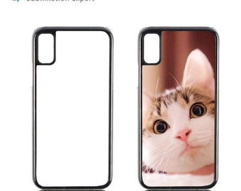 2d sublimation phone cases for iPhone x