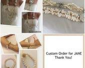 Custom Order for JANE . Thank You