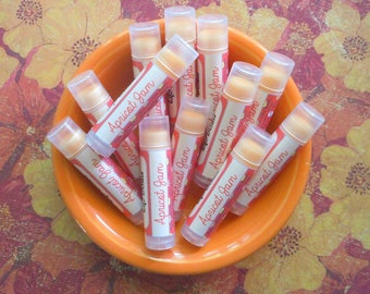 Apricot Jam Vegan Lip Balm - Limited Edition It's Still Summer Flavor