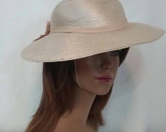 Vintage Hat  Sun Tea Party Kentucky Derby p01