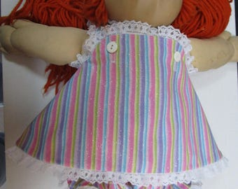 Cabbage Patch doll dress and panties