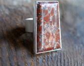 Native Copper Ring