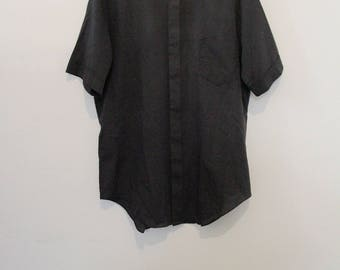 80's Priest Button Up