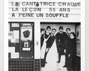A Theatre In Paris - Fine Art Photograph