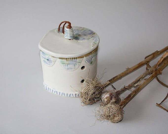 Featured listing image: Garlic Jar
