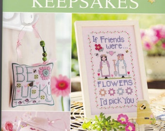 2008 Quick to Stitch Cross Stitch Keepsakes by Helen Philipps 200 Small Designs to Celebrate the Big Occasions in Life