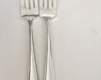 Choose Your Own - Personalized Matching Dessert Forks for Your Wedding!