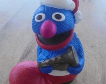 """Jim Henson Sesame Street  """"Grover"""" Christmas Ornament"""